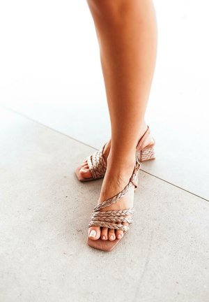 RUBY - Sandals - pink