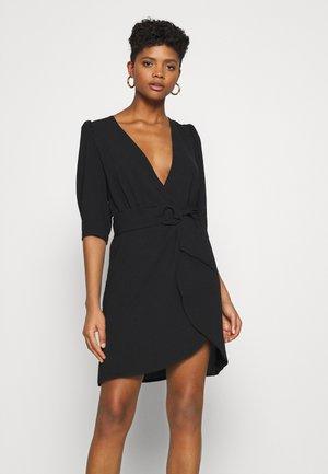 LULLU - Day dress - black