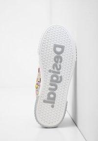 Desigual - Sneakersy niskie - multicolor - 5