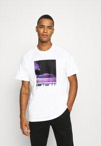 Carhartt WIP - CAR - T-Shirt print - white - 0