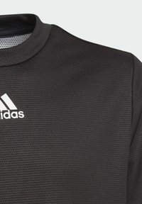adidas Performance - AEROREADY T-SHIRT - Print T-shirt - black - 6