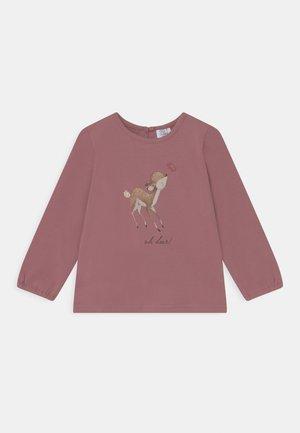 ASTRID UNISEX - Print T-shirt - pale mauve