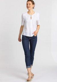CLOSED - A BETTER  BAKER  - Slim fit jeans - dark blue - 1