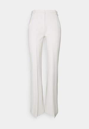 HAVVA - Trousers - pearl white
