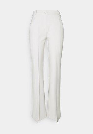 HAVVA - Kalhoty - pearl white