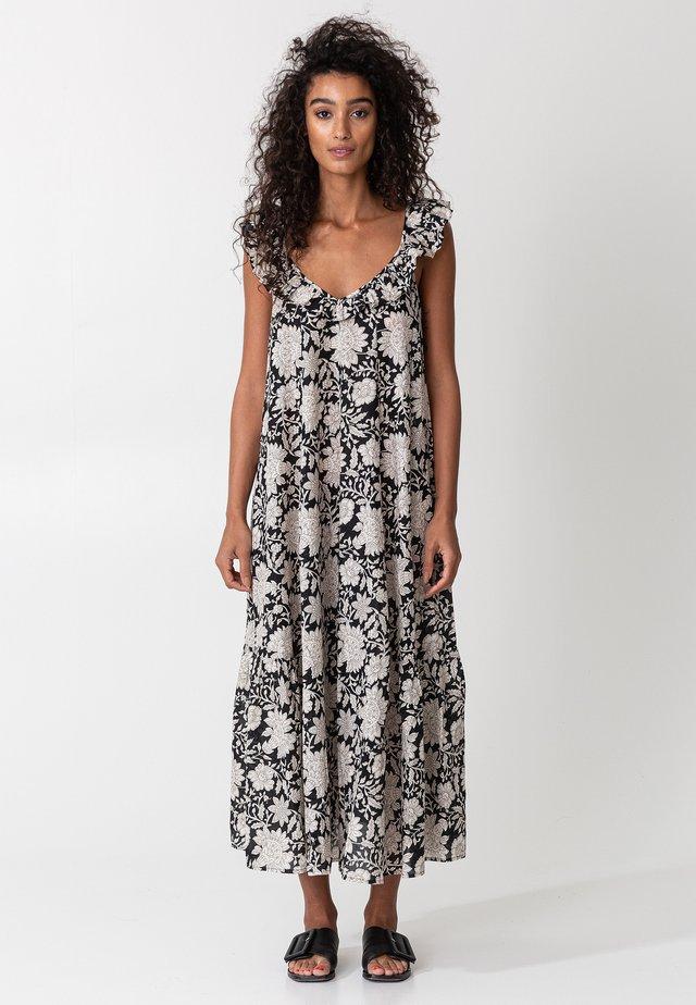 MALO - Day dress - blackwhite