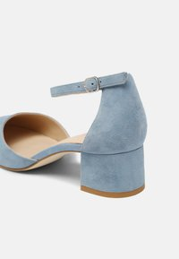 Anna Field - LEATHER - Bridal shoes - light blue - 5