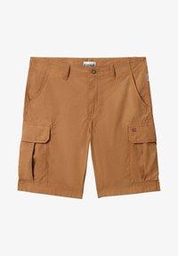 Napapijri - NOTO - Shorts - chipmunk beige - 4
