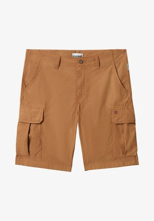 NOTO - Shorts - chipmunk beige
