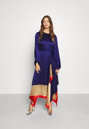 ASTERIA DRESS - Maxi šaty - new navy