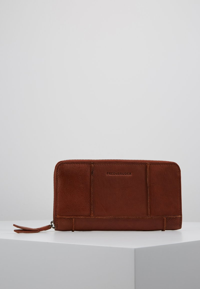 FREDsBRUDER - ZIPPY  - Wallet - whisky