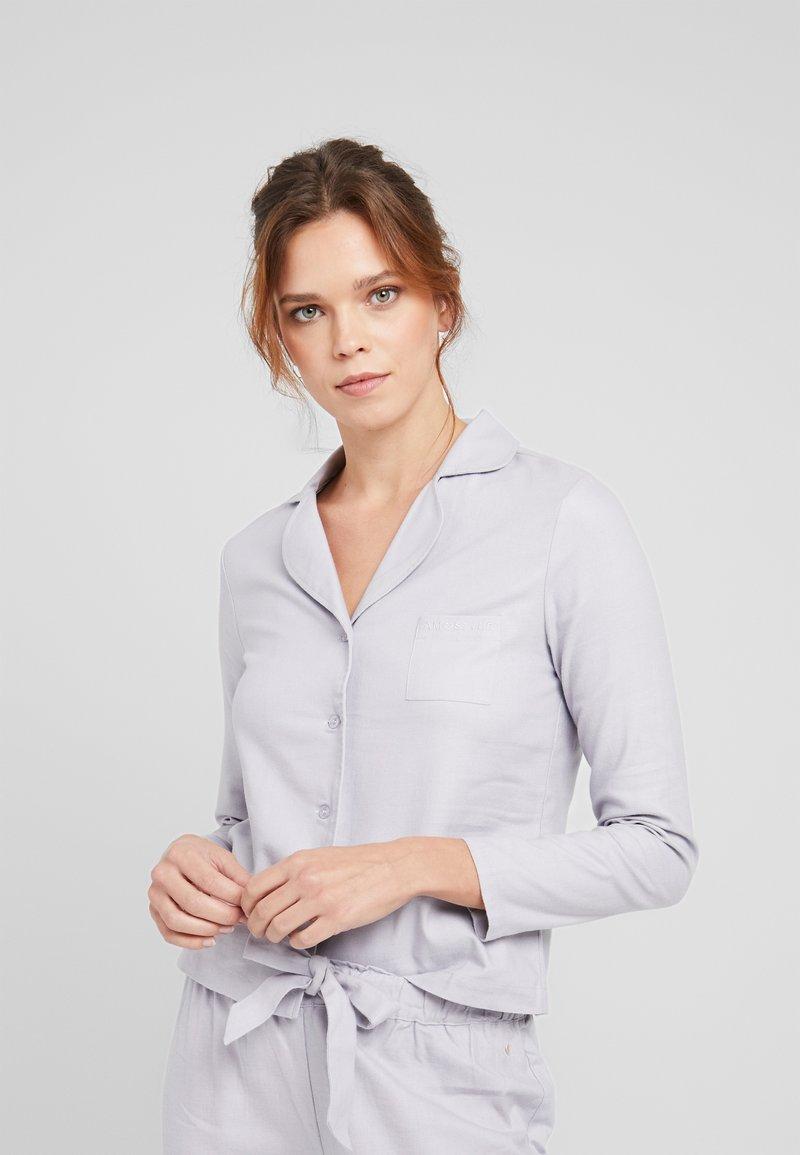 AMOSTYLE - Pyjama top - grey