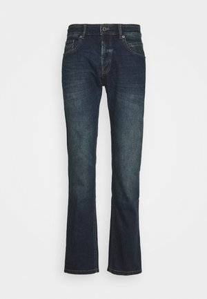 Relaxed fit jeans - greencast