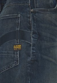 G-Star - C-STAQ 3D BOYFRIEND CROP WMN - Relaxed fit jeans - antic nebulas - 8