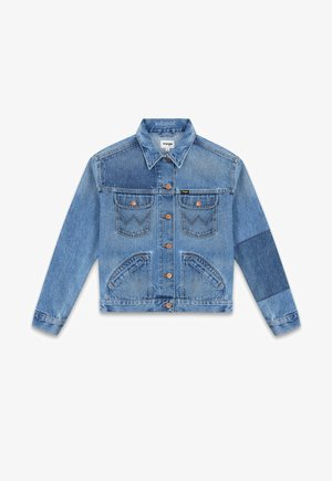 Denim jacket - summer lovin