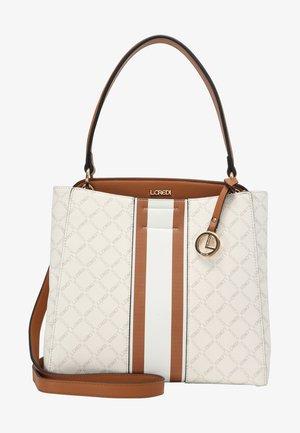 GIOIA HOBO - Handbag - weiss