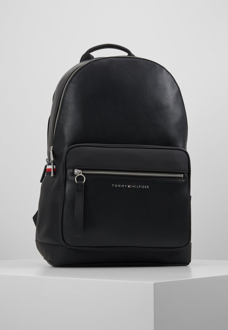 Tommy Hilfiger - BACKPACK - Mochila - black