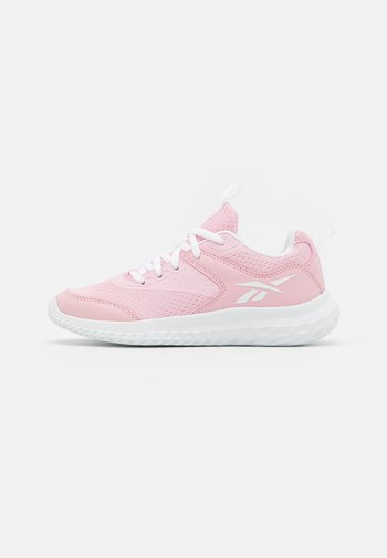 RUSH RUNNER 4.0 UNISEX - Neutral running shoes - pink glow/footwear white