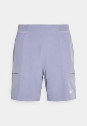 Pantalón corto de deporte - indigo haze/white