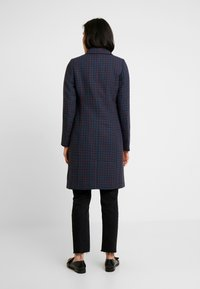 King Louie - NATHALIE COAT DARBY - Kåpe / frakk - autumn blue - 2