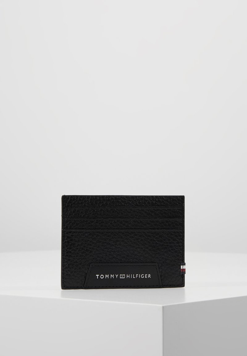 Tommy Hilfiger - DOWNTOWN HOLDER - Business card holder - black