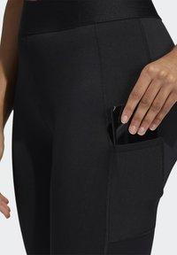 adidas Performance - TECHFIT PERIOD-PROOF - Collants - black - 7