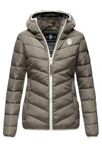 Navahoo - ELVA - Winter jacket - greyolive - 3