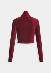 Ellesse - HOLLIE - Long sleeved top - burgundy - 7