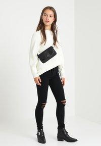Dr.Denim Petite - LEXY - Jeans Skinny Fit - black - 1