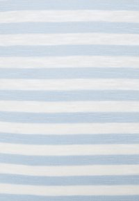 Marc O'Polo - SHORT-SLEEVE BOAT-NECK STRIPED - T-shirts med print - light blue - 2
