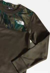 The North Face - B SURGENT CREW - Sweatshirt - new taupe green - 3