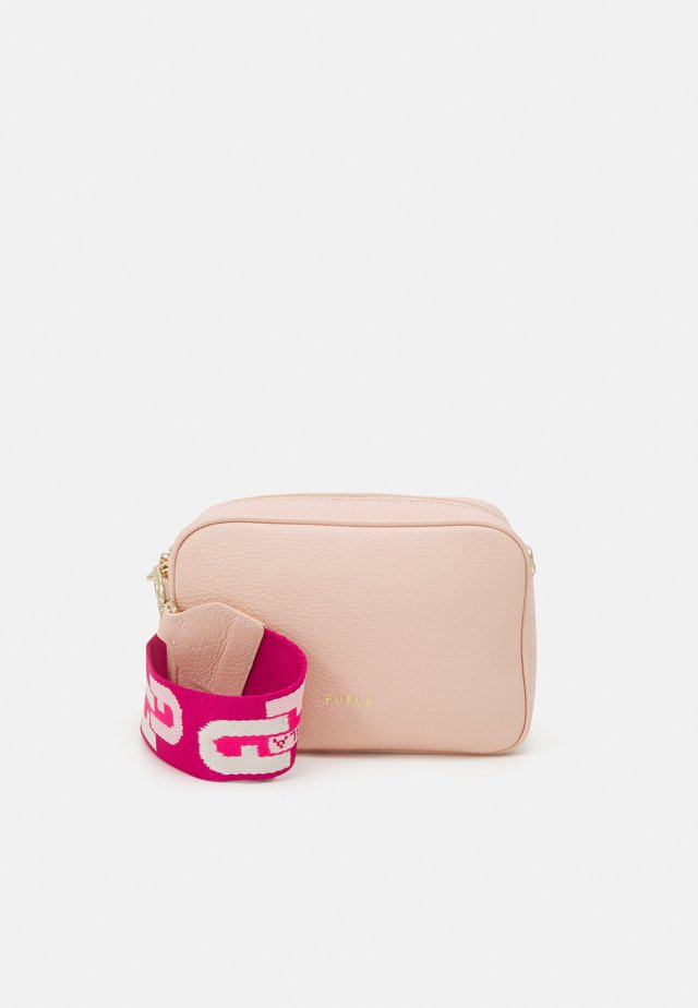 REAL MINI CAMERA CASE - Sac bandoulière - candy rose