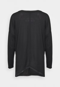 Puma - STUDIO GRAPHENE LONG SLEEVE - Long sleeved top - black - 1