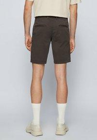 BOSS - SCHINO - Shorts - anthracite - 2