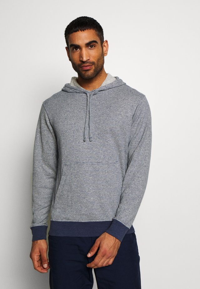 TRAIL HARBOR HOODY - Huppari - dolomite blue