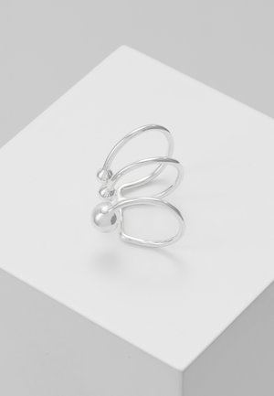 ANNA EARCLIP PIERCING  - Earrings - silver-coloured