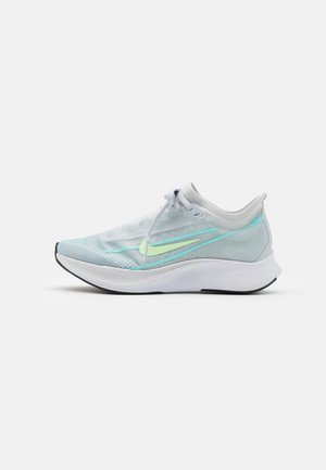 ZOOM FLY  - Obuwie do biegania treningowe - pure platinum/barely volt/glacier ice