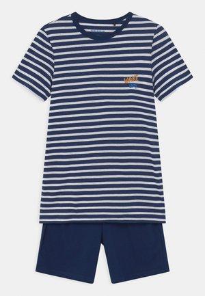TEENS KURZ - Pyjama set - blau