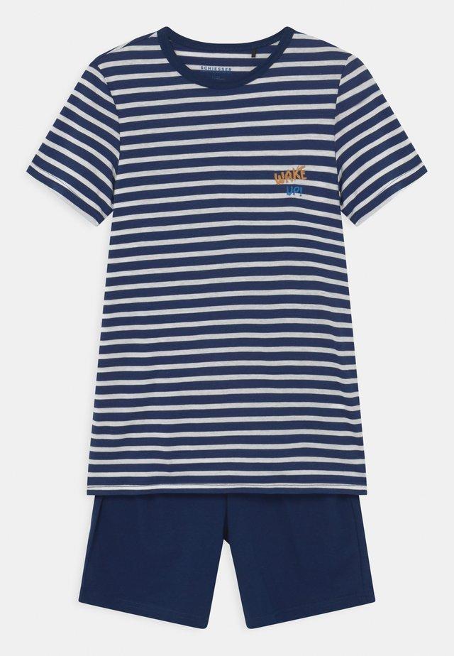 TEENS KURZ - Pyjama - blau