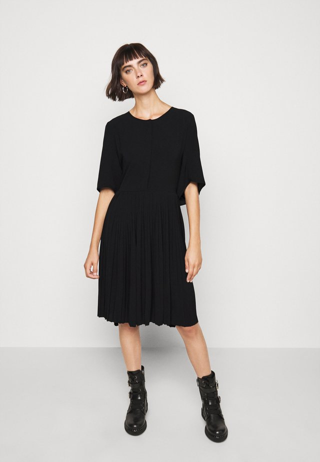 LOVE BIRD DRESS - Robe d'été - black