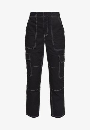 THE UTILITYPANT - Pantalones - black
