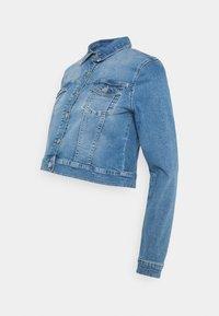 Noppies - JACKET EMORY - Denim jacket - light aged blue - 0