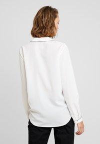 Sisley - BLOUSE - Blouse - white - 2