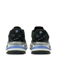 Puma - BMW MMS RS-FAST UNISEX - Sneakers - p black-marina-high risk red - 3