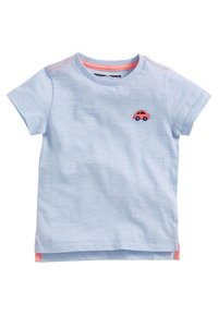 Next - FIVE PACK - T-shirt print - blue - 5