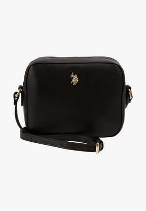 JONES - Borsa a tracolla - black