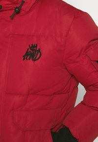 Kings Will Dream - MILFORD PUFFER JACKET - Veste d'hiver - red - 5