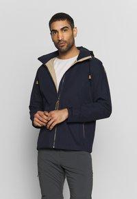 Icepeak - ALTAMONT - Outdoor jacket - dark blue - 0