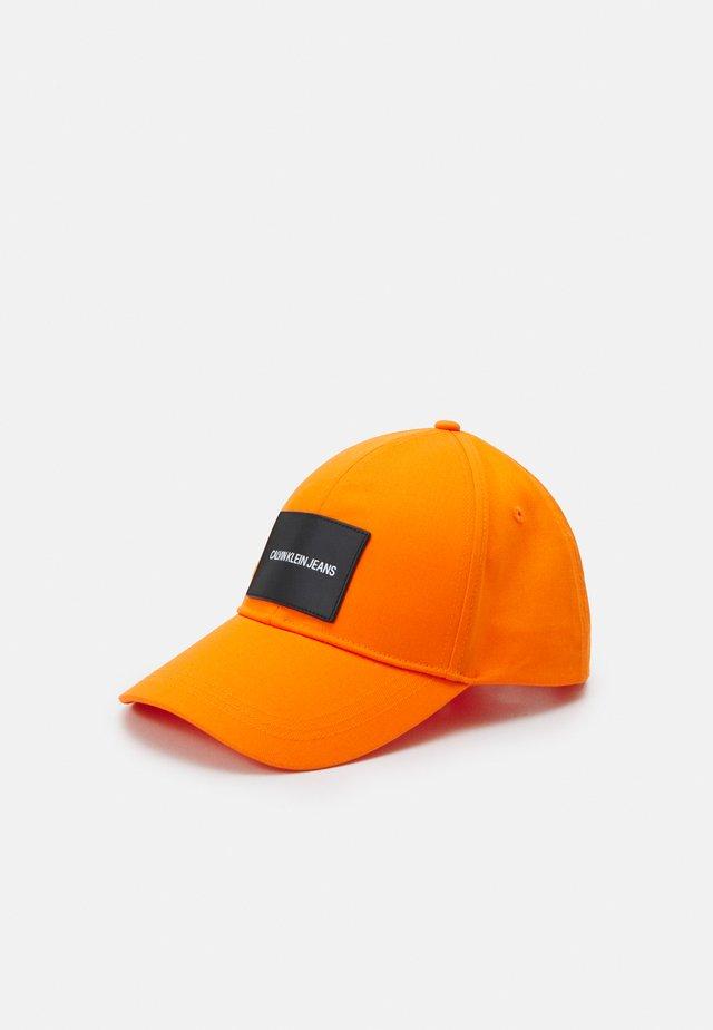 PATCH UNISEX - Kšiltovka - orange