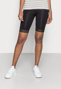 Noa Noa - BASIC - Shorts - black - 0